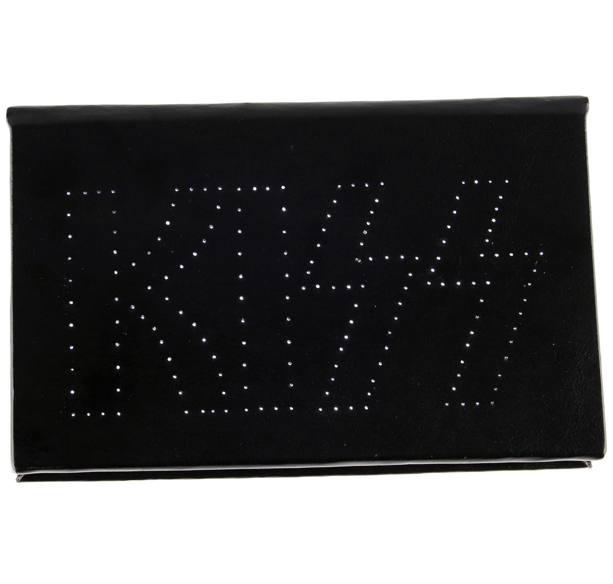 poznámkový blok Kiss - Light- Up - Black - BBP29832