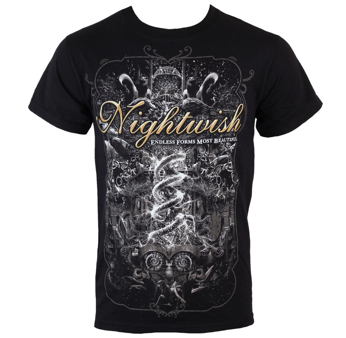 tričko pánské Nightwish - Masters Of Rock Czech Republic Tour - NUCLEAR BLAST - 242666