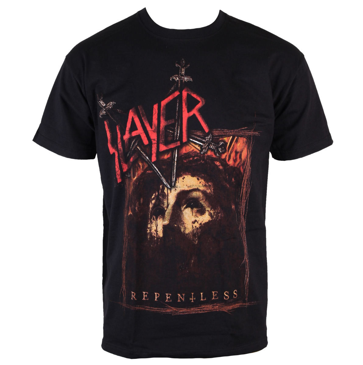 ROCK OFF Slayer Repentless černá