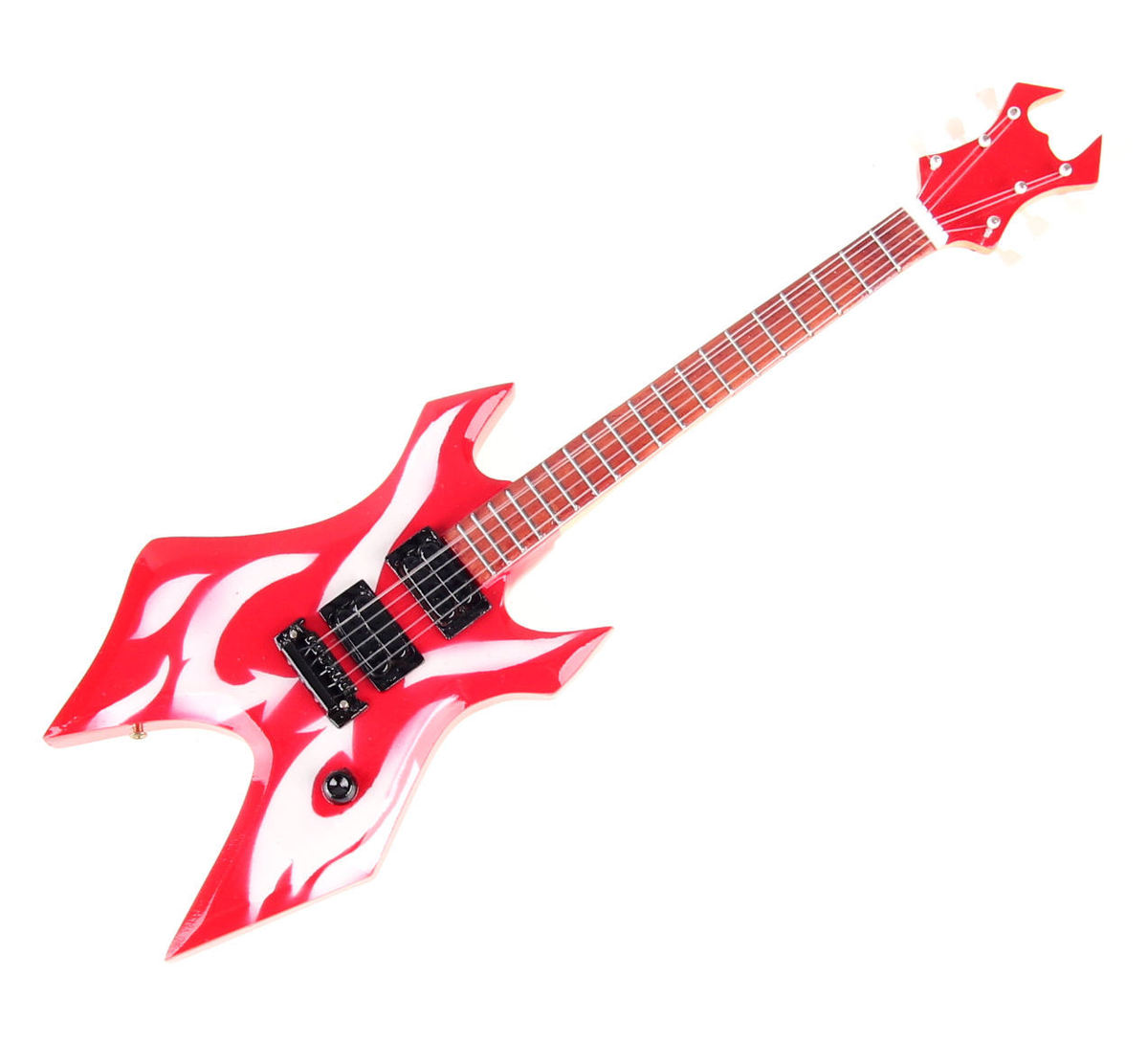 kytara Slayer - Kerry King - Beast KK Wartribe - Red/White - MGT-0321