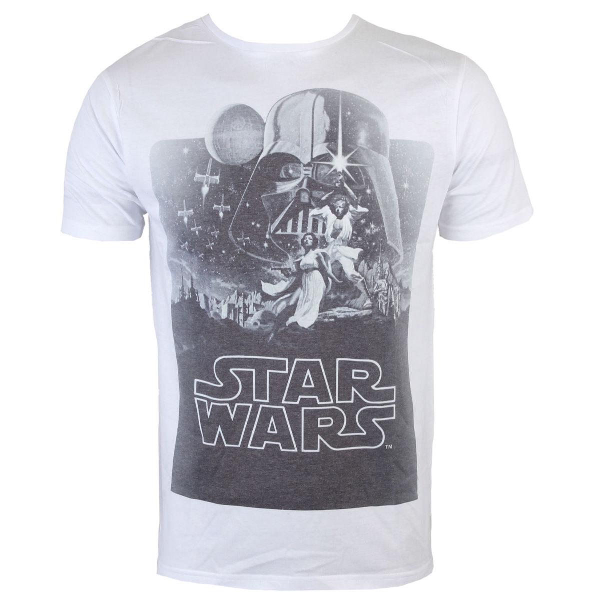 INDIEGO Star Wars Darth Vader Sublimation šedá bílá