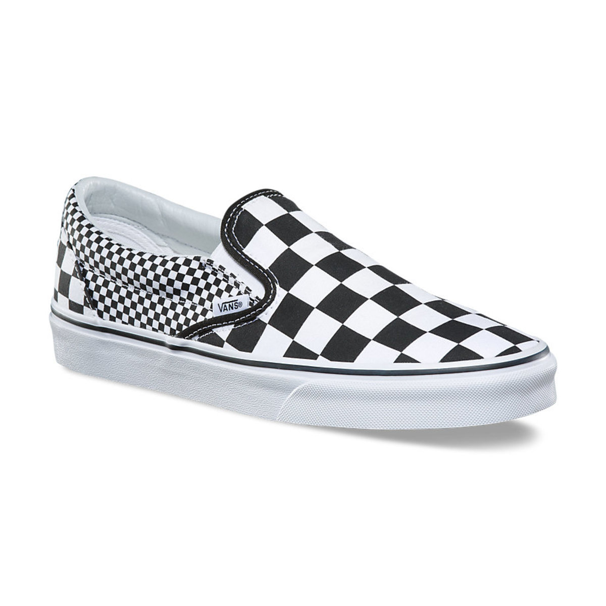 boty VANS - UA CLASSIC SLIP-ON (MIX CHECKER) - VA38F7Q9B