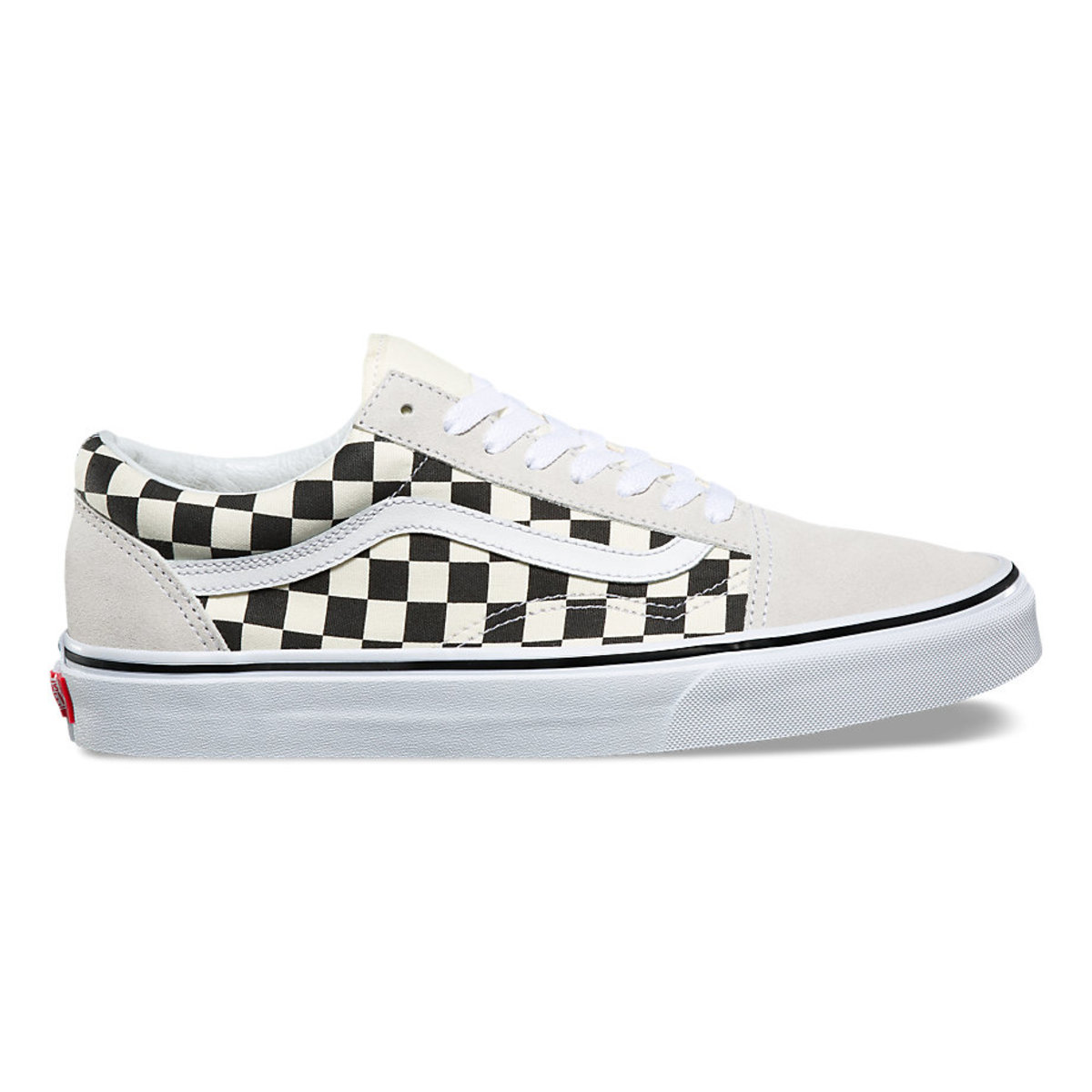 boty VANS - UA OLD SKOOL (Checkerboar) - VA38G127K