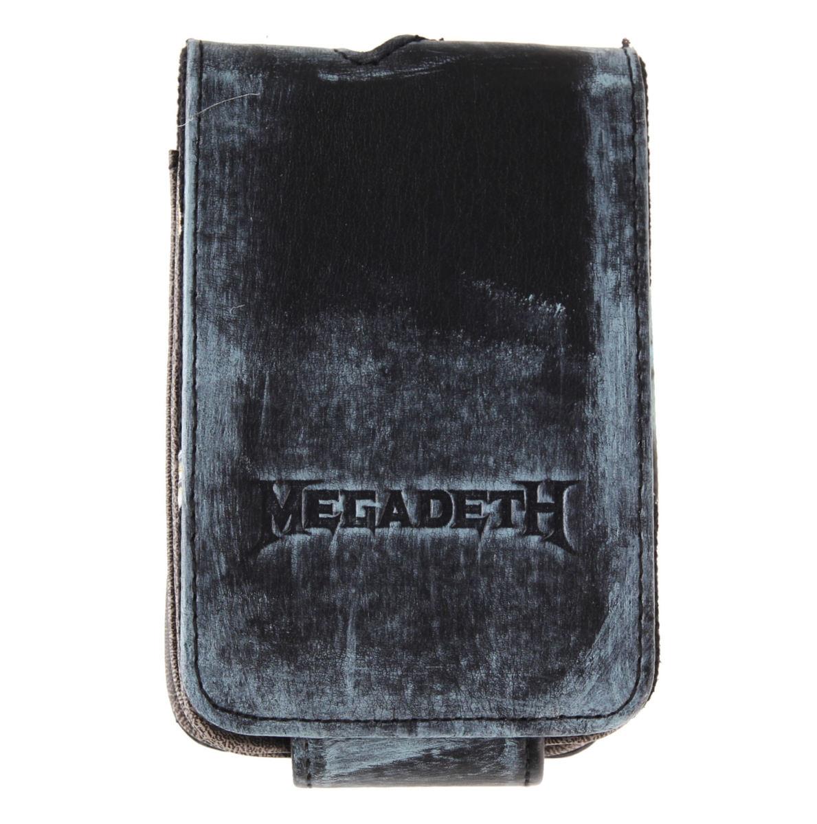 pouzdro na MP3 přehrávač Megadeth - BIOWORLD - DC103610MGA