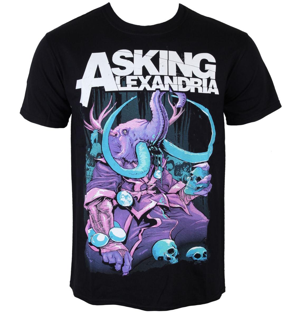tričko pánské Asking Alexandria - Devour - ROCK OFF - ASKTS12MB