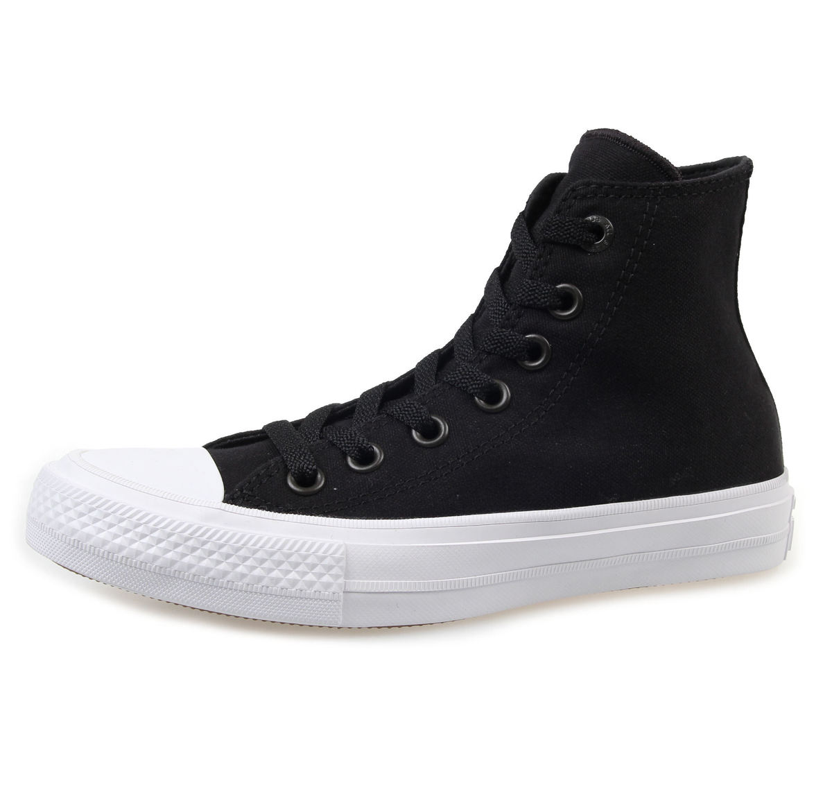boty CONVERSE - Chuck Taylor All Star II - BLACK/WHITE - C150143