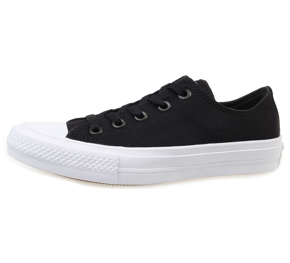 boty CONVERSE - Chuck Taylor All Star II - BLACK/WHITE - C150149