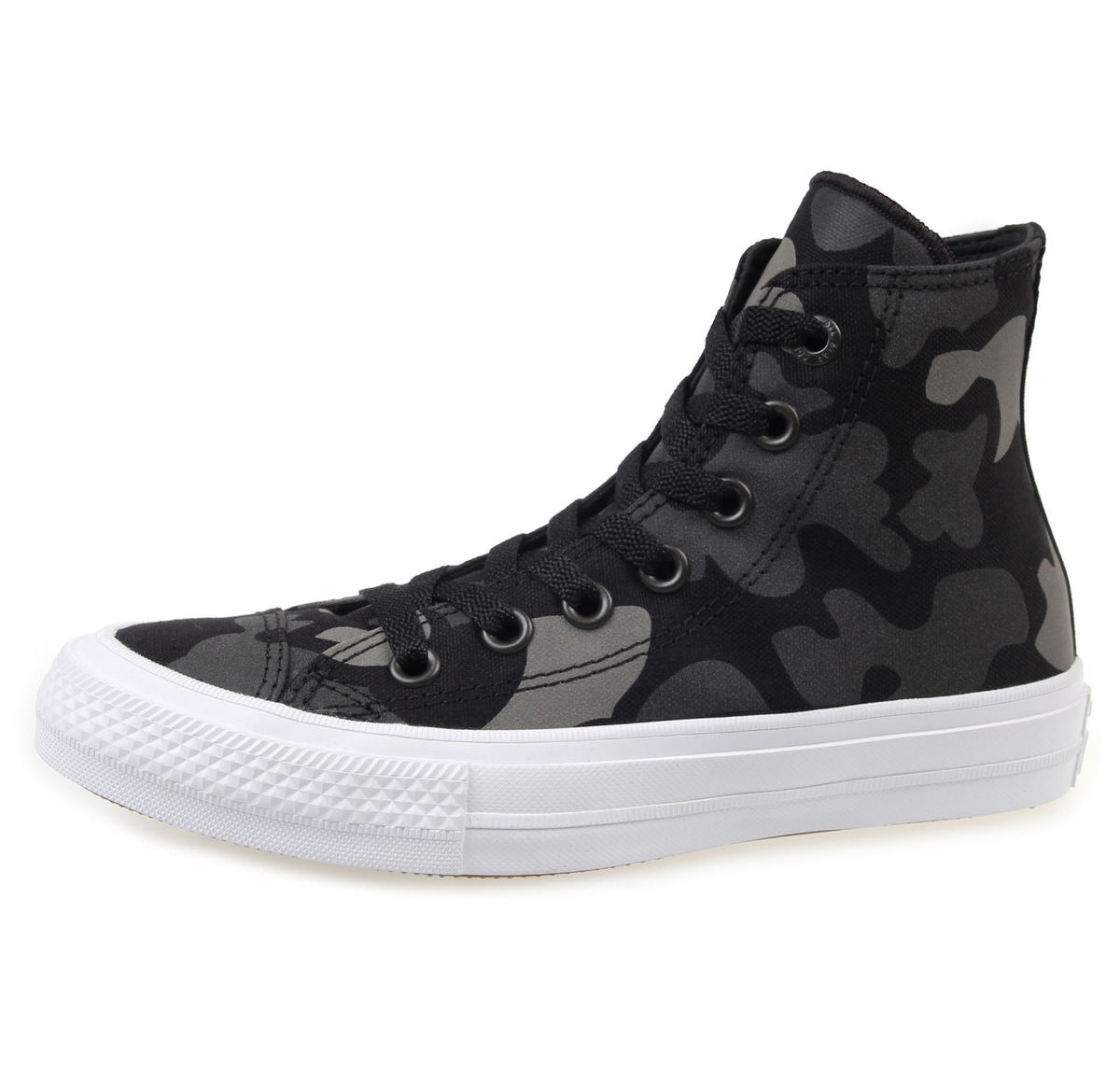 boty CONVERSE - Chuck Taylor All Star II - CHARCOAL/BLACK - C151157