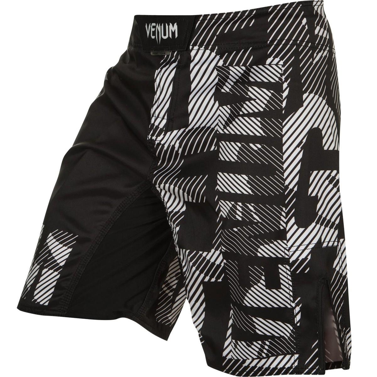 boxerské kraťasy pánské VENUM - Speed Camo Urban - Black - 02652-001