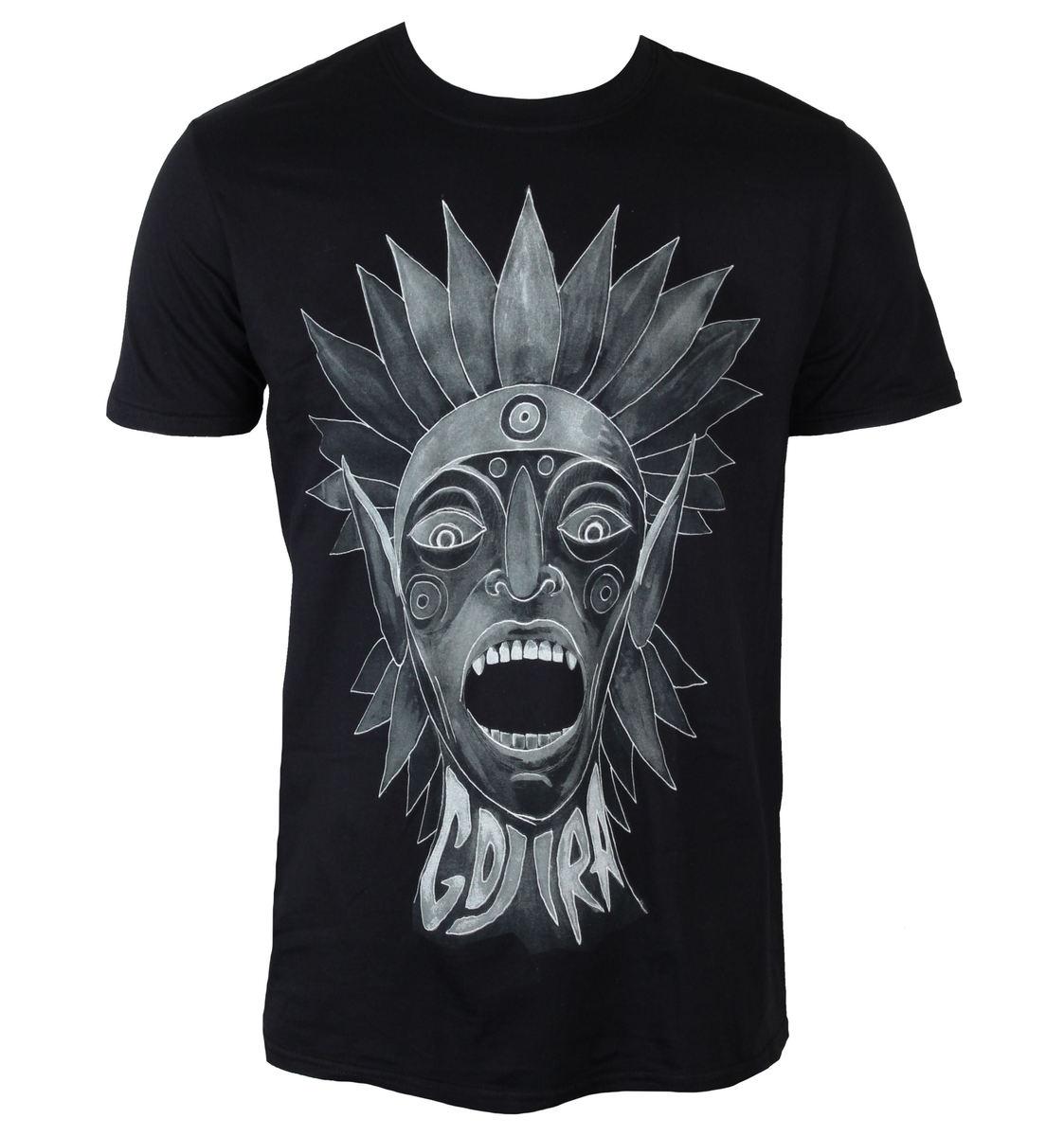 tričko pánské Gojira - Screamed Head - PLASTIC HEAD - PH9588