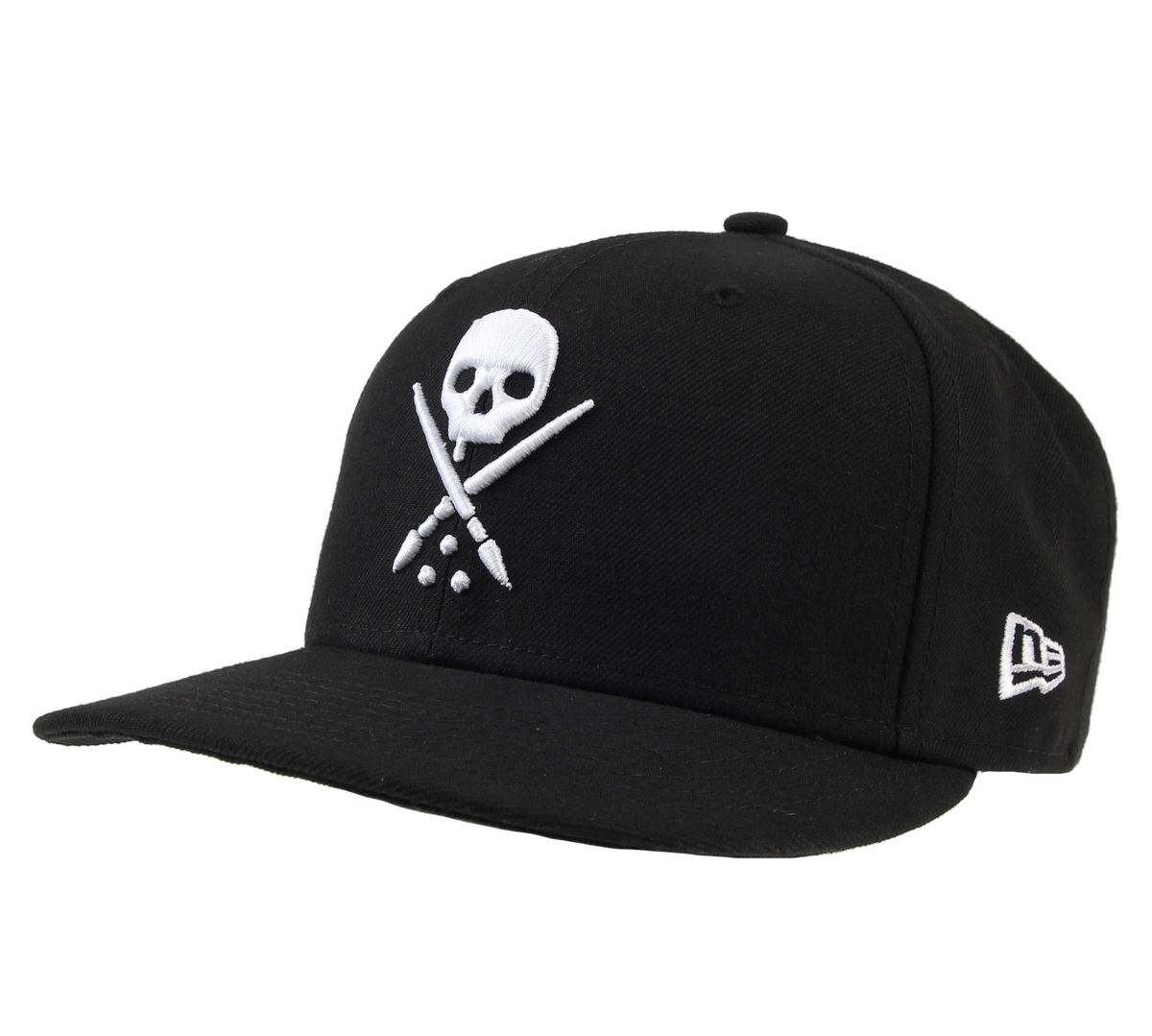 kšiltovka SULLEN - Eternal Fitted - Black - SUL007 7