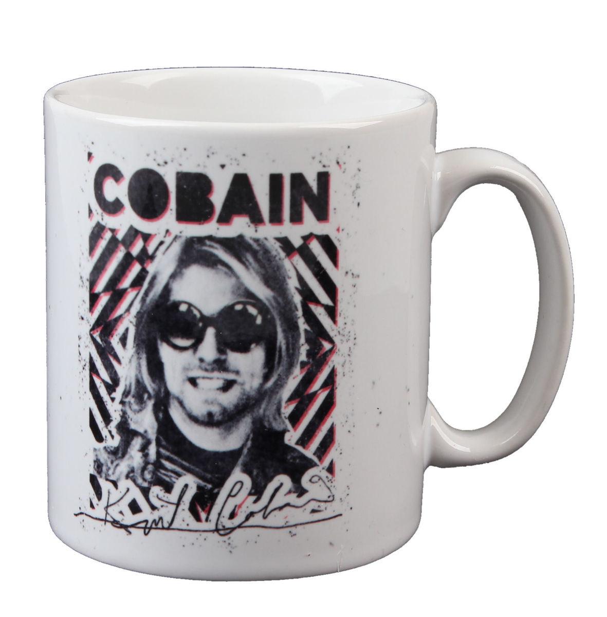 hrnek Kurt Cobain