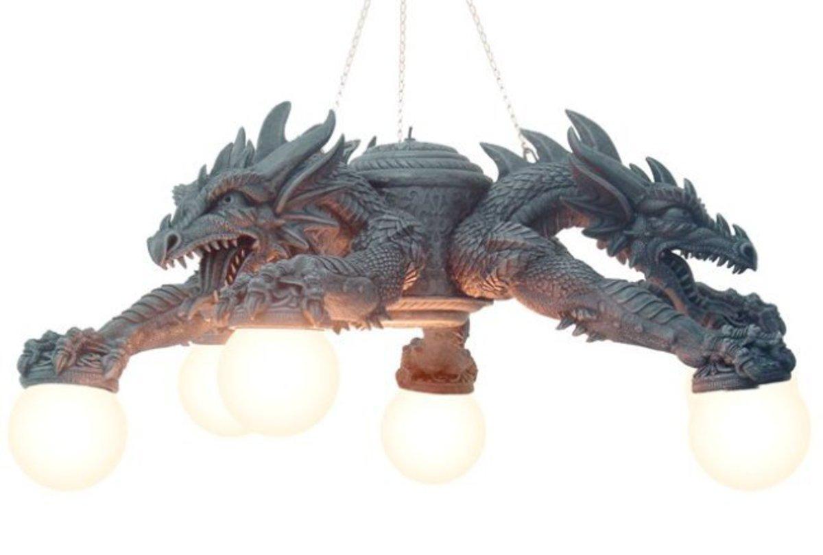 lampa Dragon - 766-9004