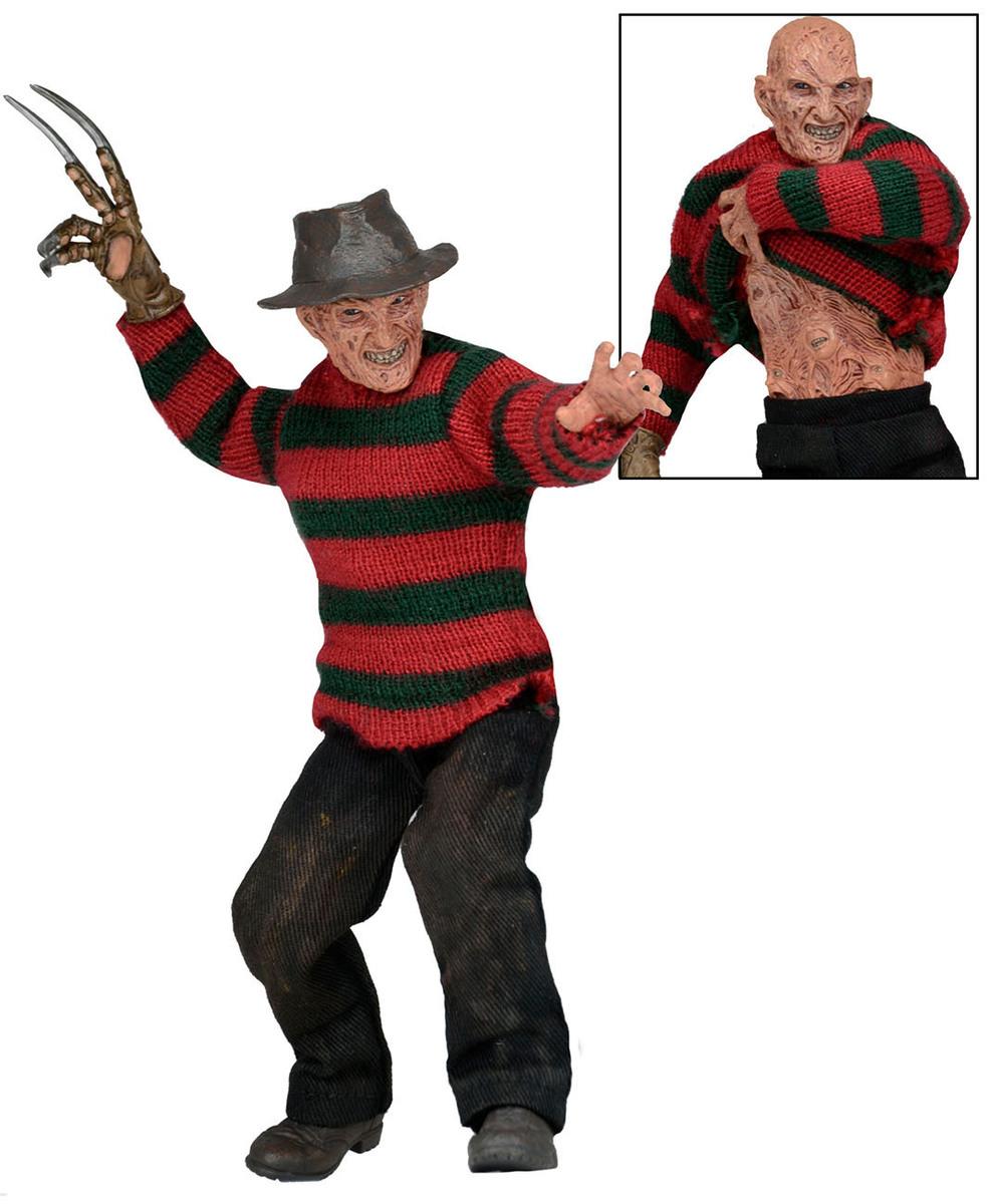 figurka Noční Můra z Elm Street - Freddy Krueger - NECA14931