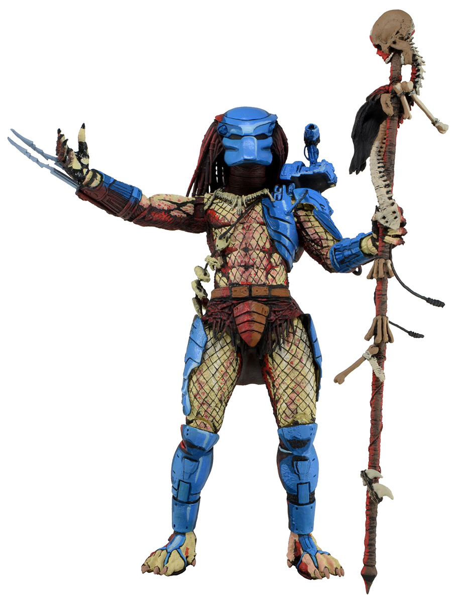 figurka Predator - 25th Anniversary Dark Horse Comic Book - NECA51521