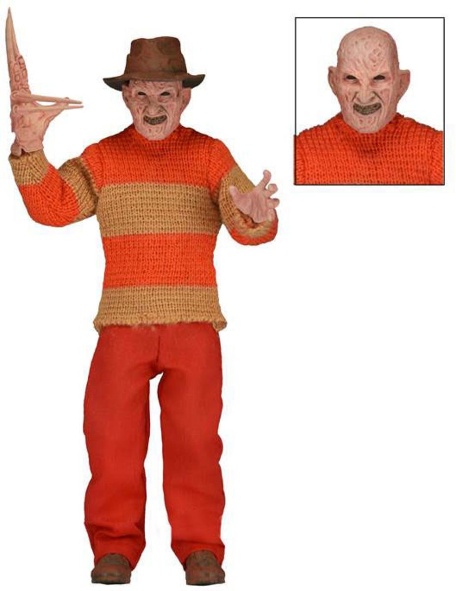 figurka Noční můra z Elm Street - Freddy Krueger - NECA14930