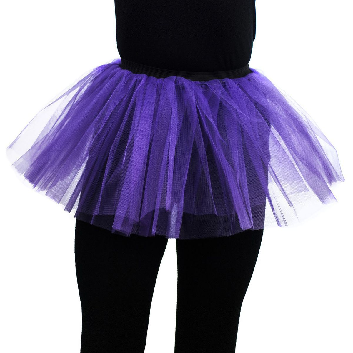 sukně dámská POIZEN INDUSTRIES - Cor Tutu - Dark Purple - POI024