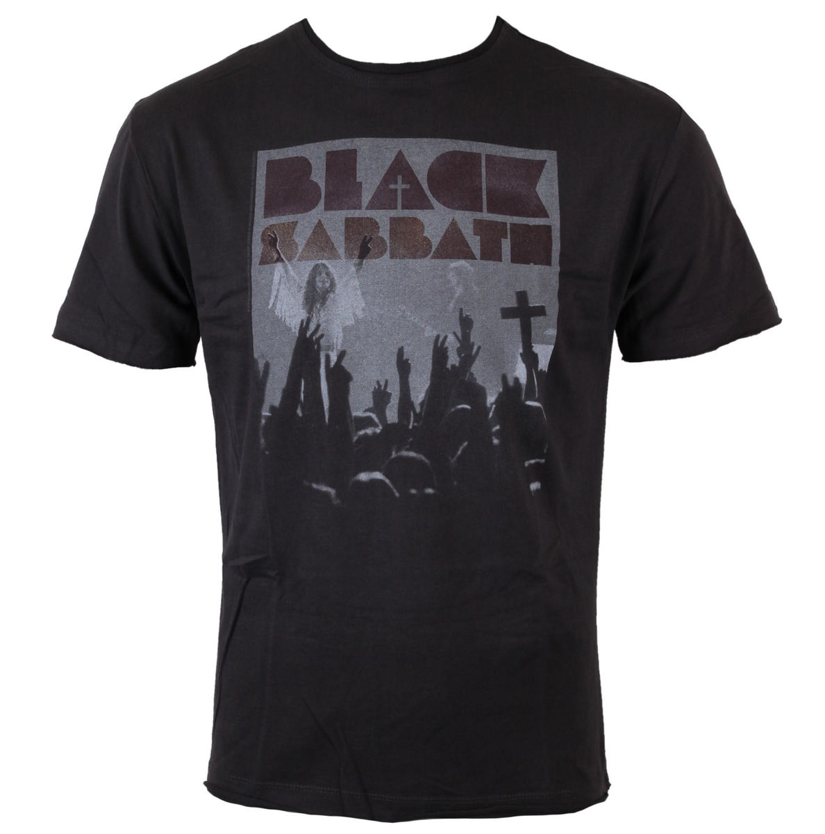 tričko pánské Black Sabbath - AMPLIFIED - AV210BSV