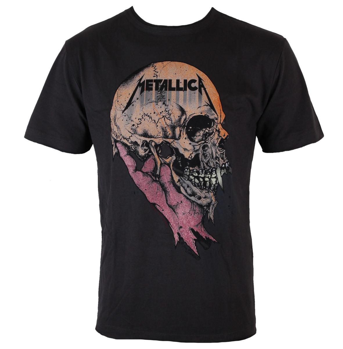 tričko pánské Metallica - AMPLIFIED - AV210SB2