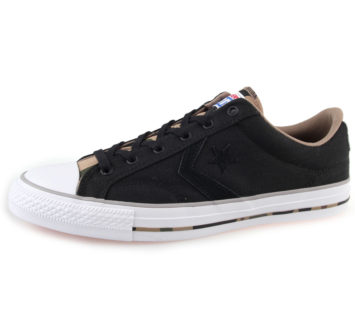 boty CONVERSE - Star Player - Blk/Sandy - C151304