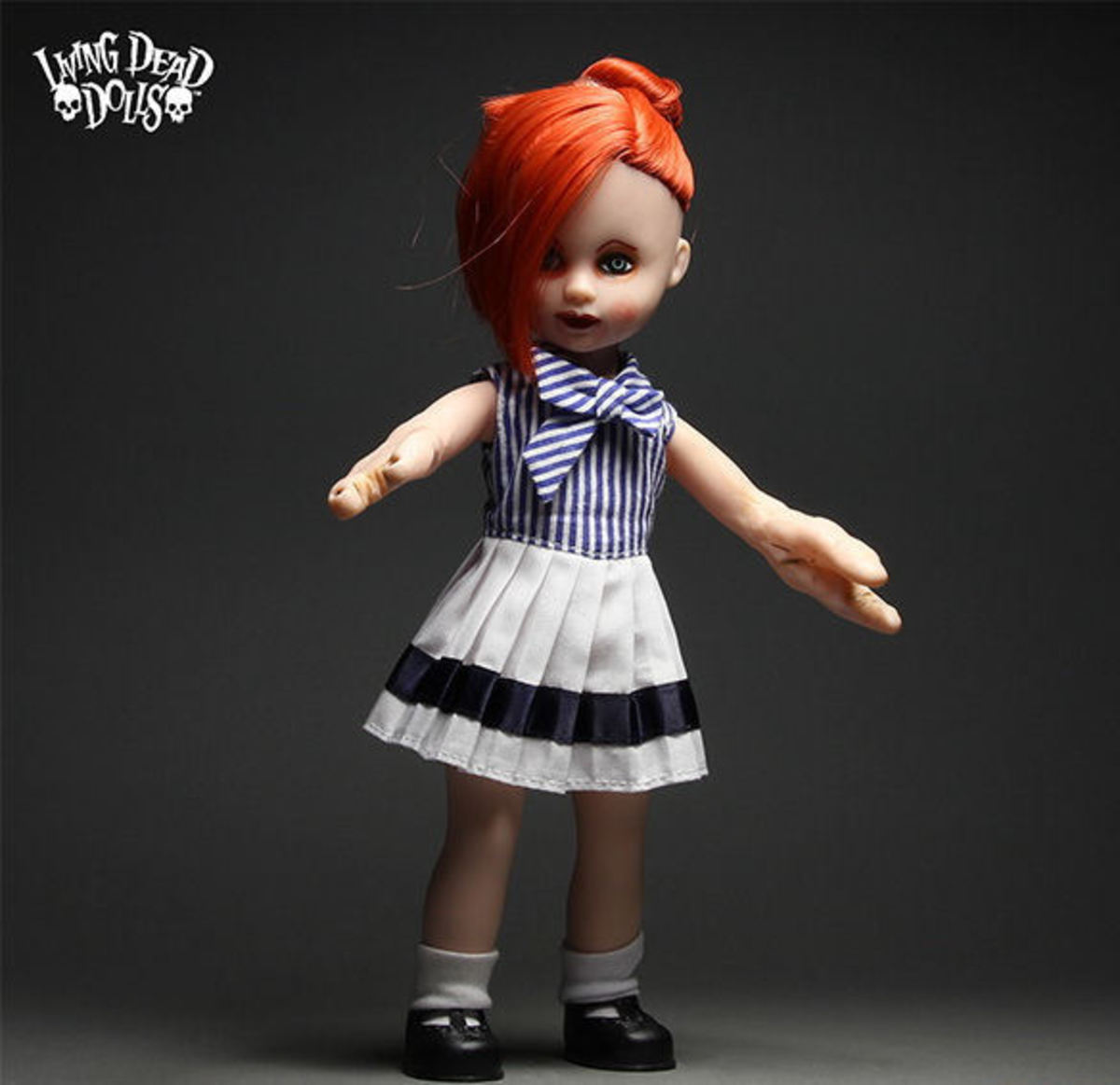 panenka LIVING DEAD DOLLS - Lydia The Lobster girl - MEZ93330-5