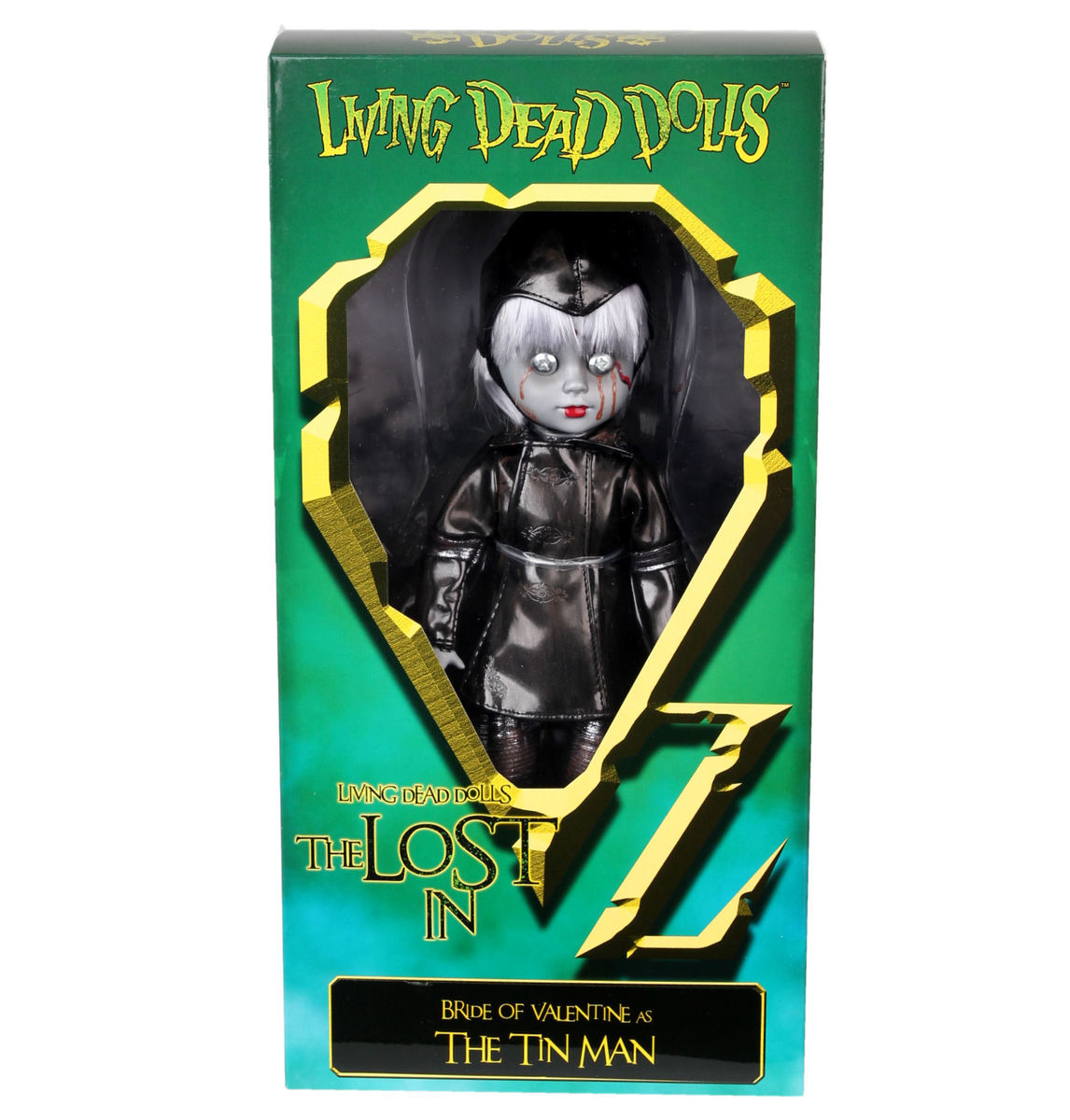 panenka LIVING DEAD DOLLS - Bride Of Valentine As The Tin Man - MEZ94510-1