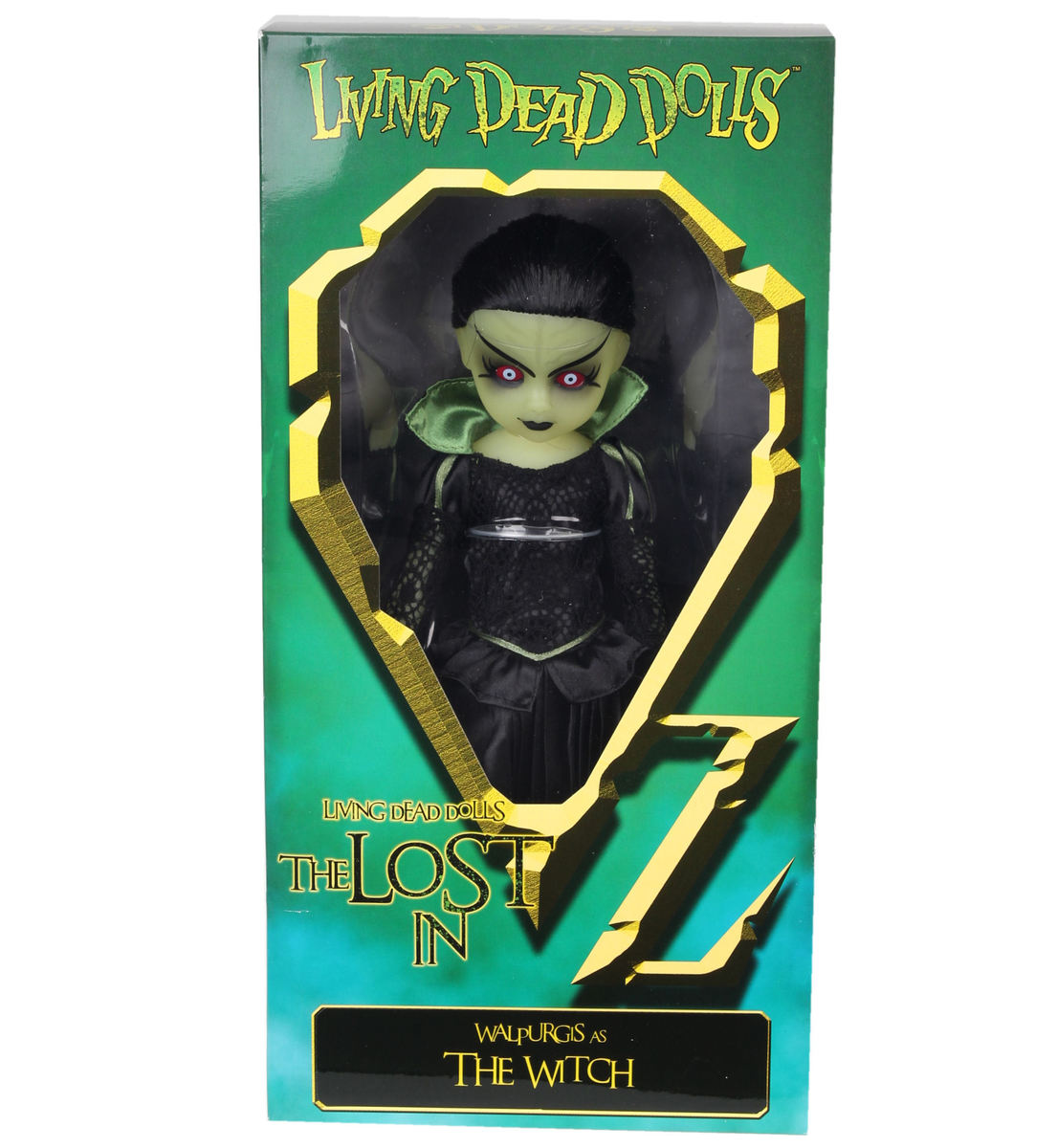 panenka LIVING DEAD DOLLS - Walpurgis as The Witch - MEZ94510-5
