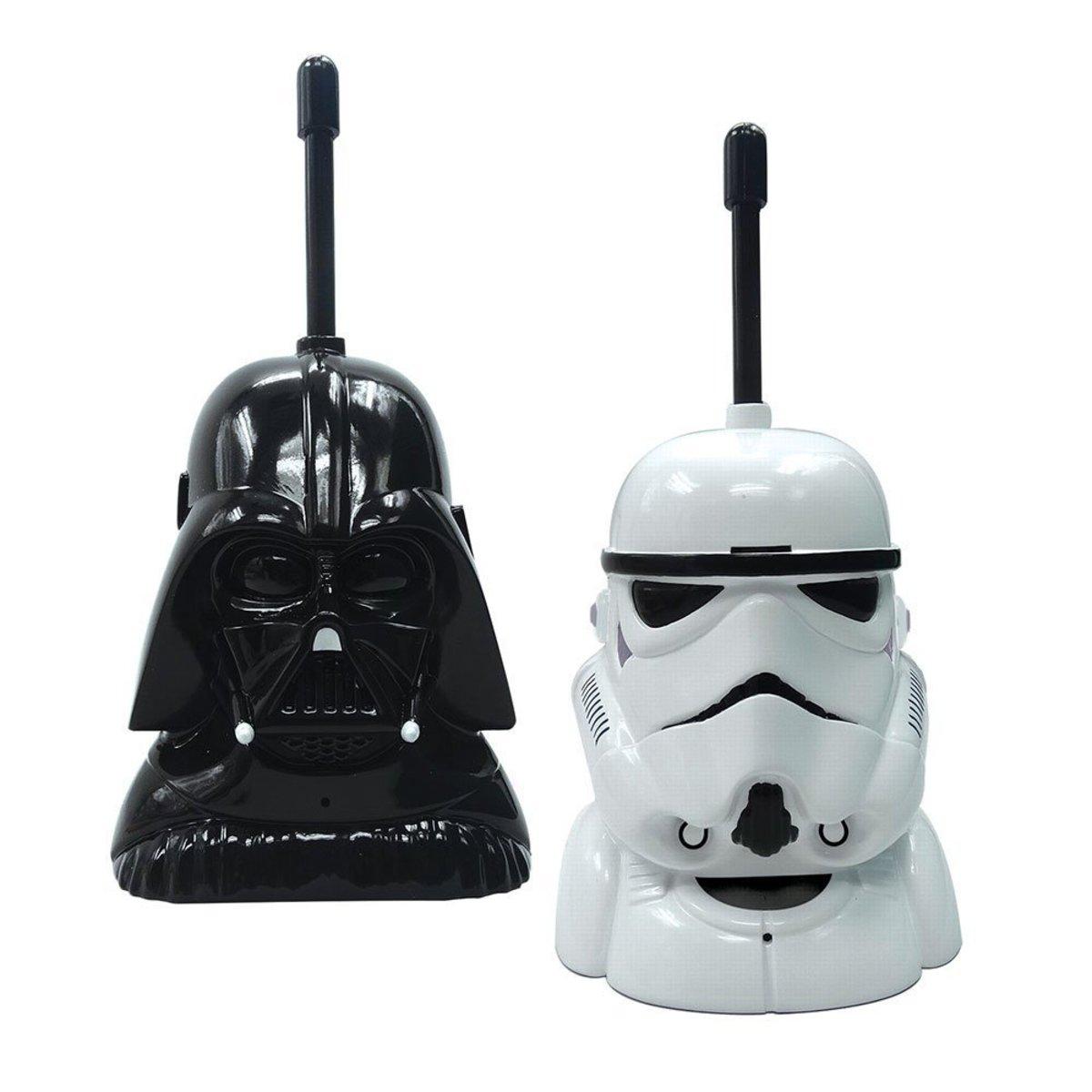 vysílačka Star Wars - Darth Vader & Stormtrooper - IMC720244SW4