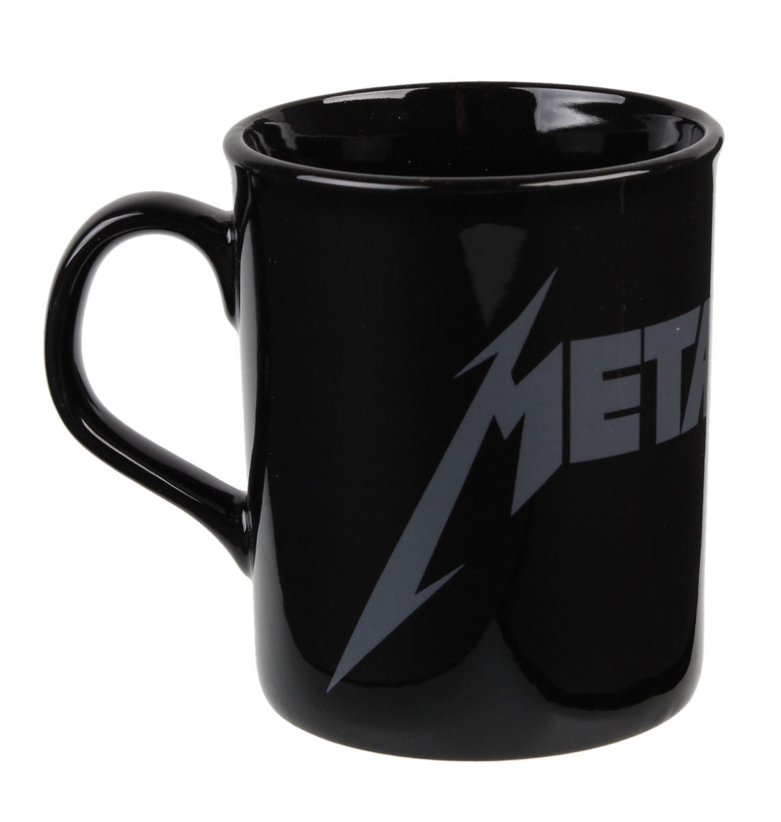 hrnek Metallica - Logo - Grey - LIVE NATION - PE13129ACCPOS