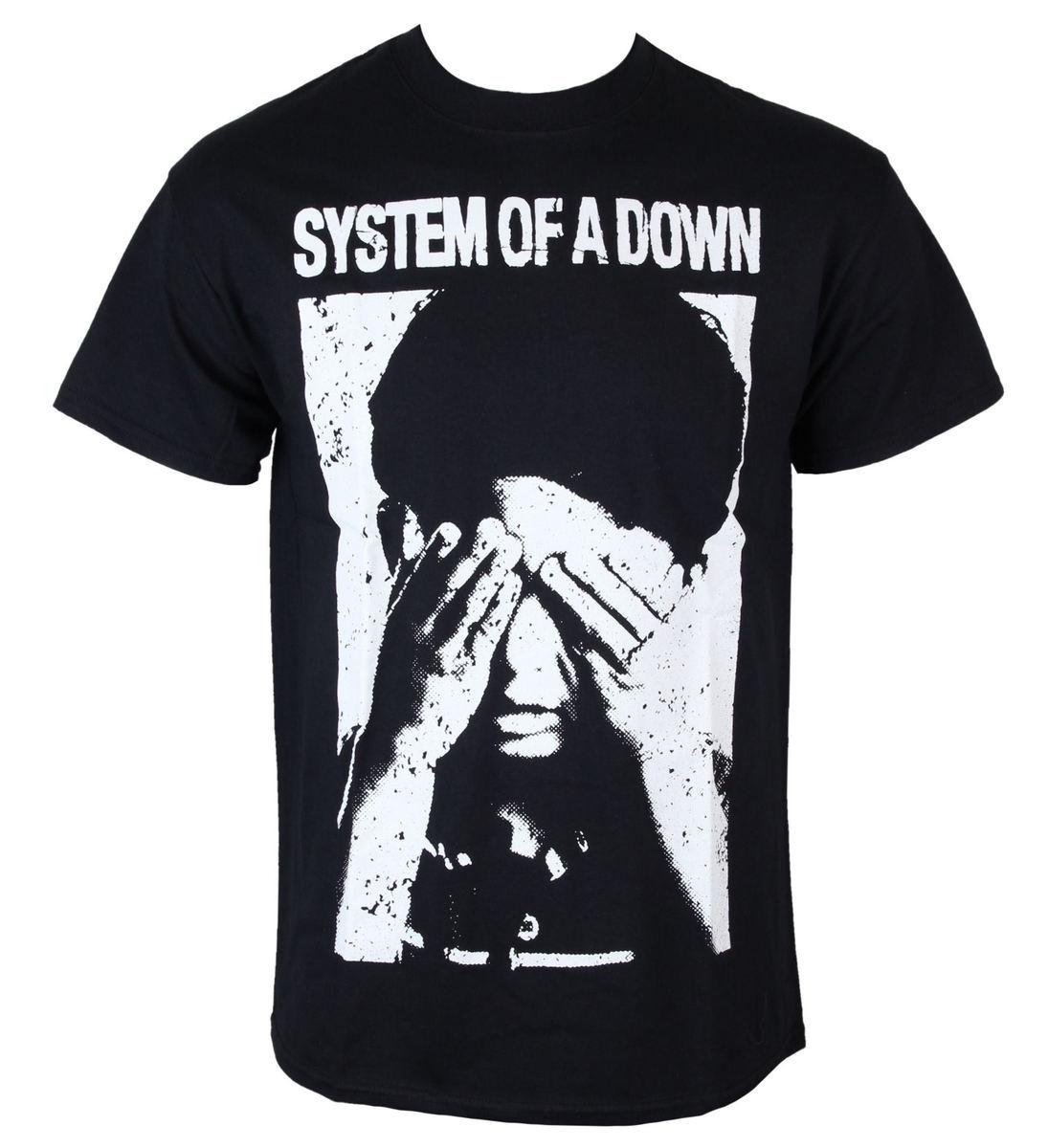 tričko pánské System Of A Down - See No Evil - ROCK OFF - SOADTS04MB
