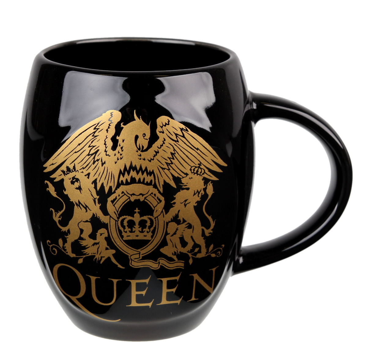 hrnek Queen - Gold - ROCK OFF - QUMUG05