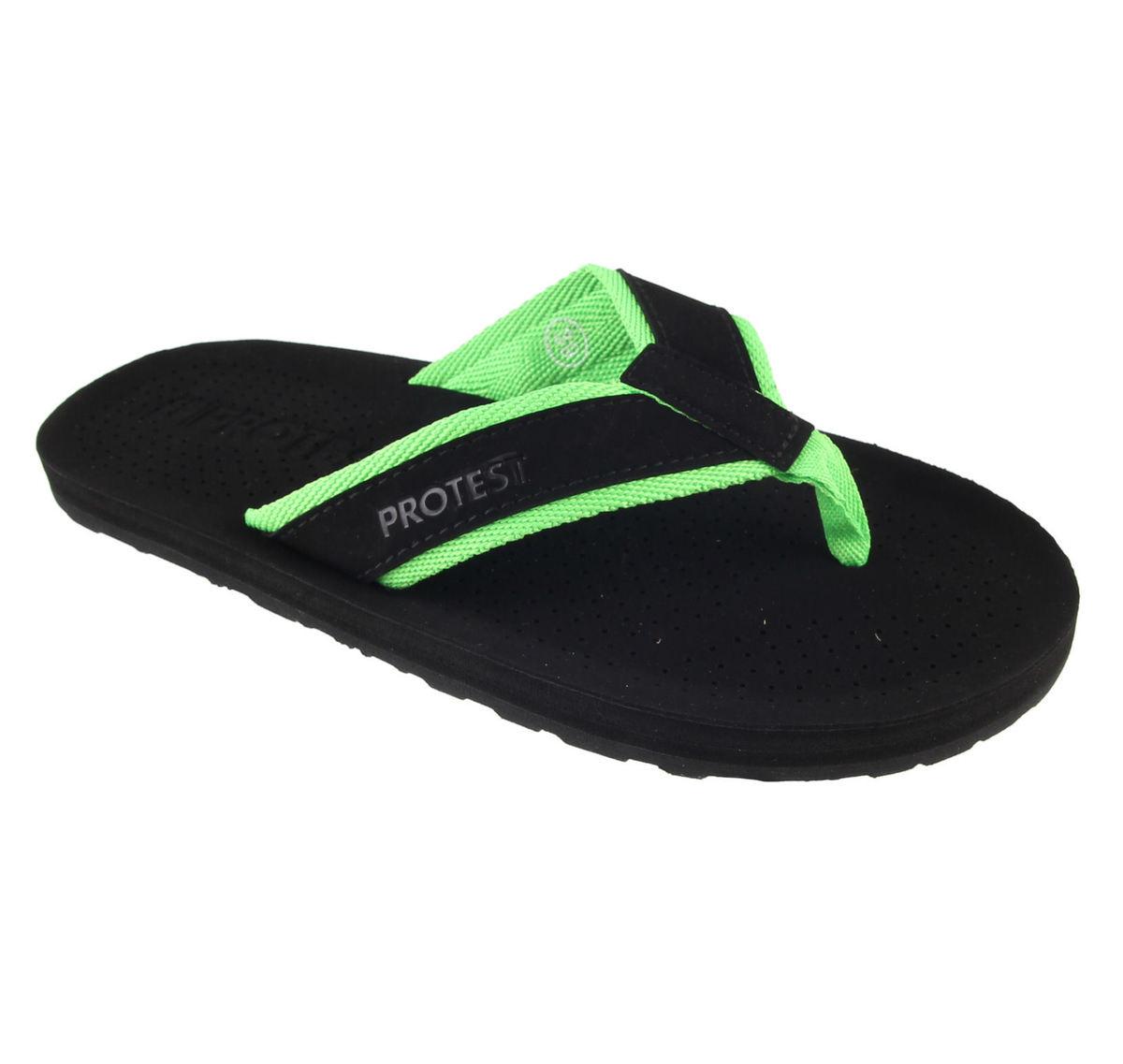 sandály pánské PROTEST - Spice - Neon Green - 5710200-355