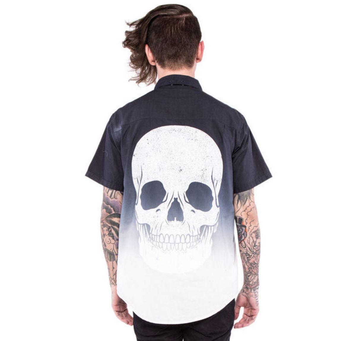 košile pánská IRON FIST