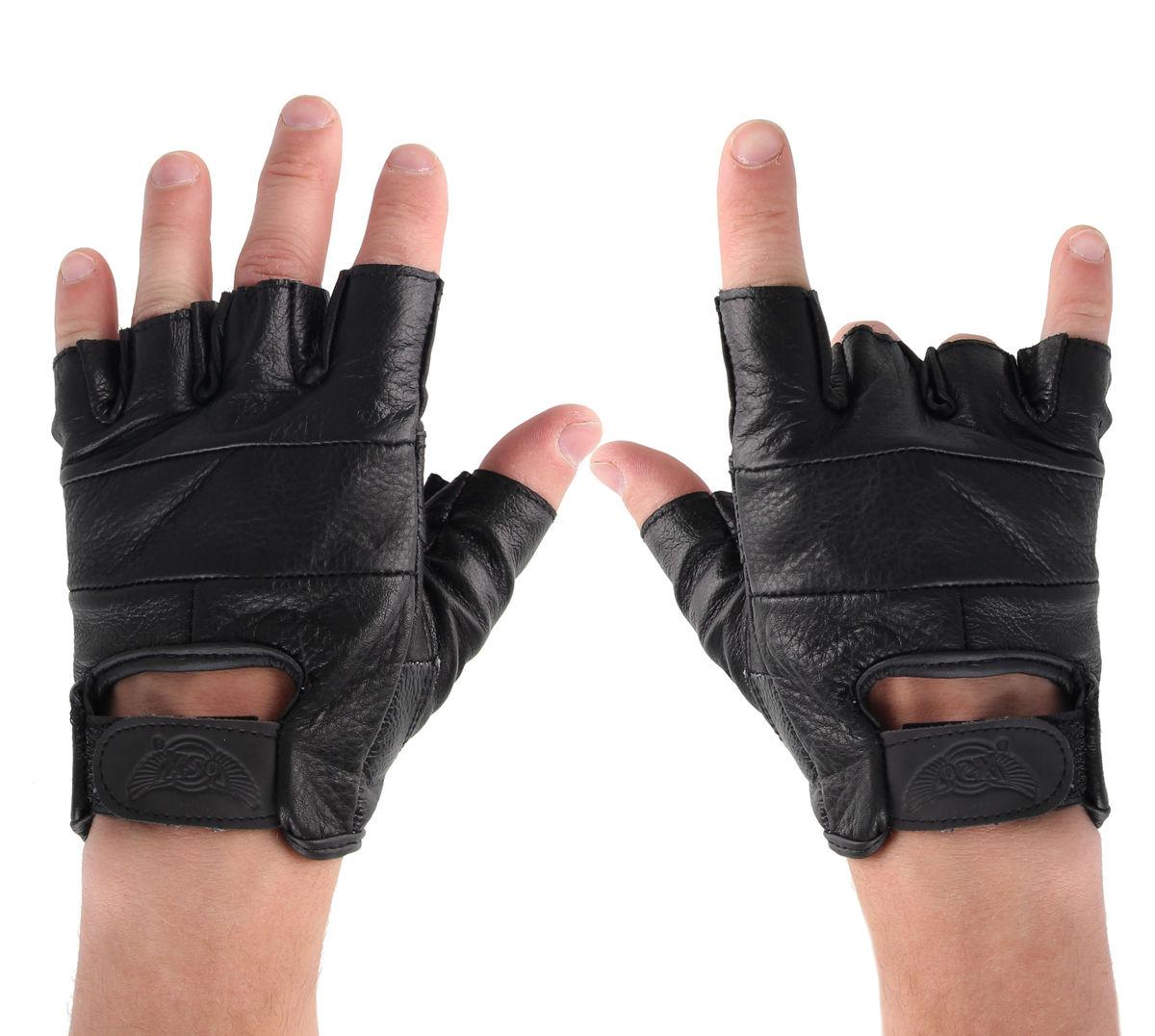 rukavice kožené OSX