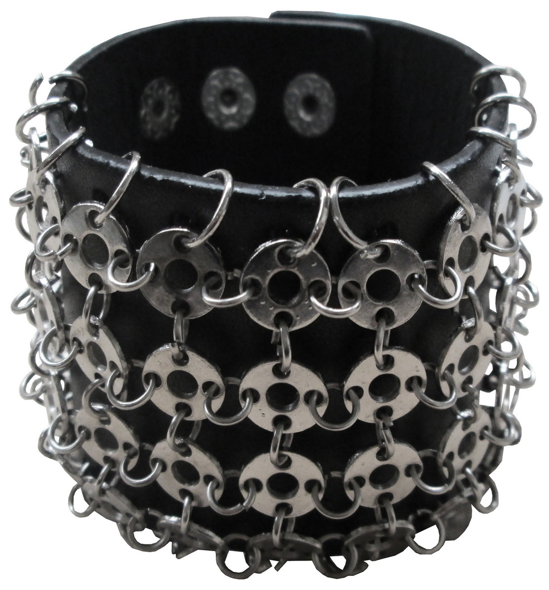 náramek DEAD THREADS - Metal Studs - AC9269