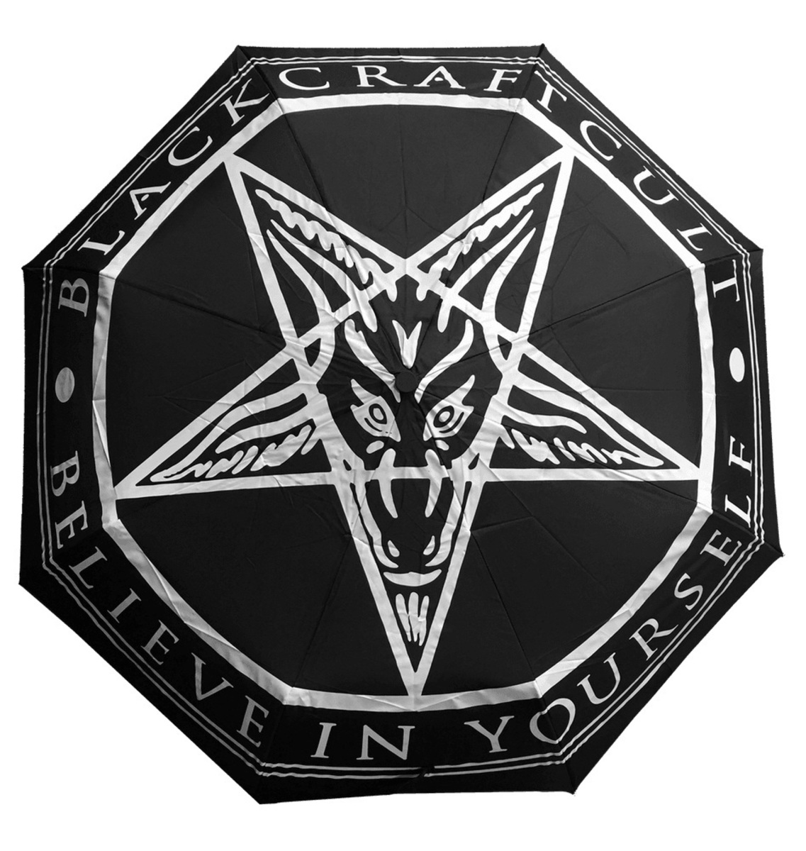 deštník BLACK CRAFT - Pentagram Umbrella - UM001PG
