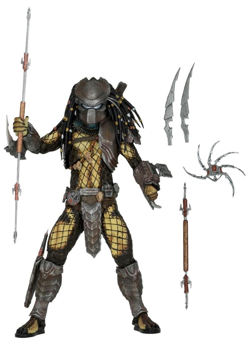 figurka Predator - TEMPLE guard predator - NECA51528