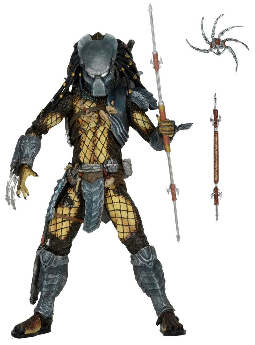 figurka Predator - ANCIENT warrior predator - NECA51528