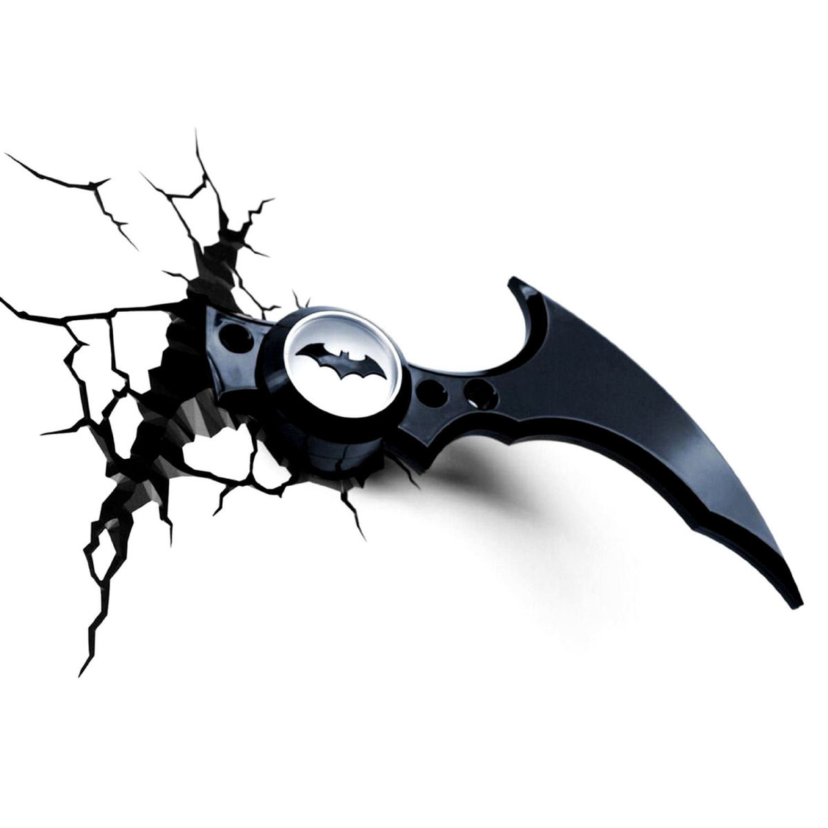 dekorace Batman - DC Comics 3D LED Light Batarang - 3DL0374