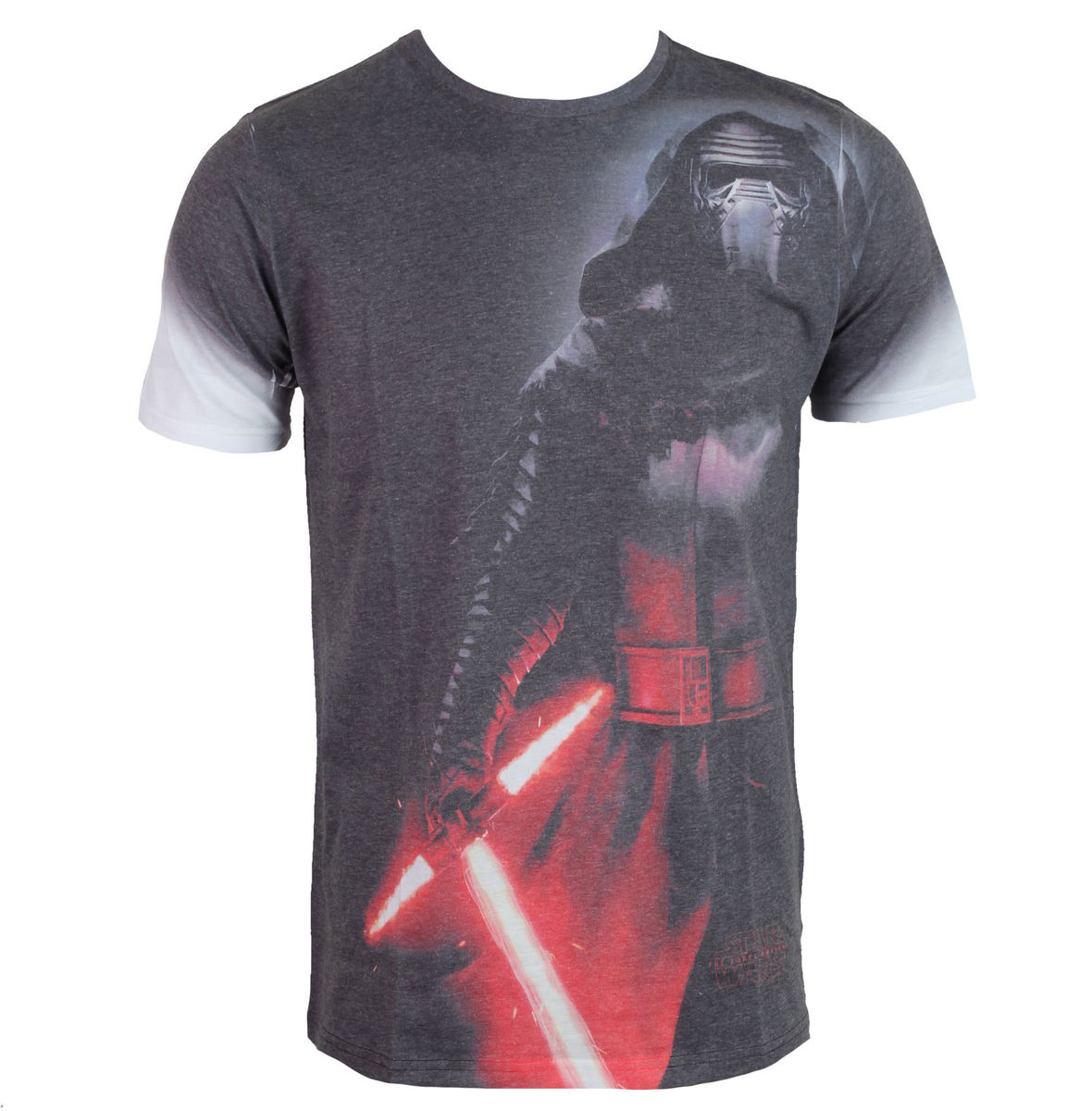 ROCK OFF Star Wars Kylo Side Print Sub černá