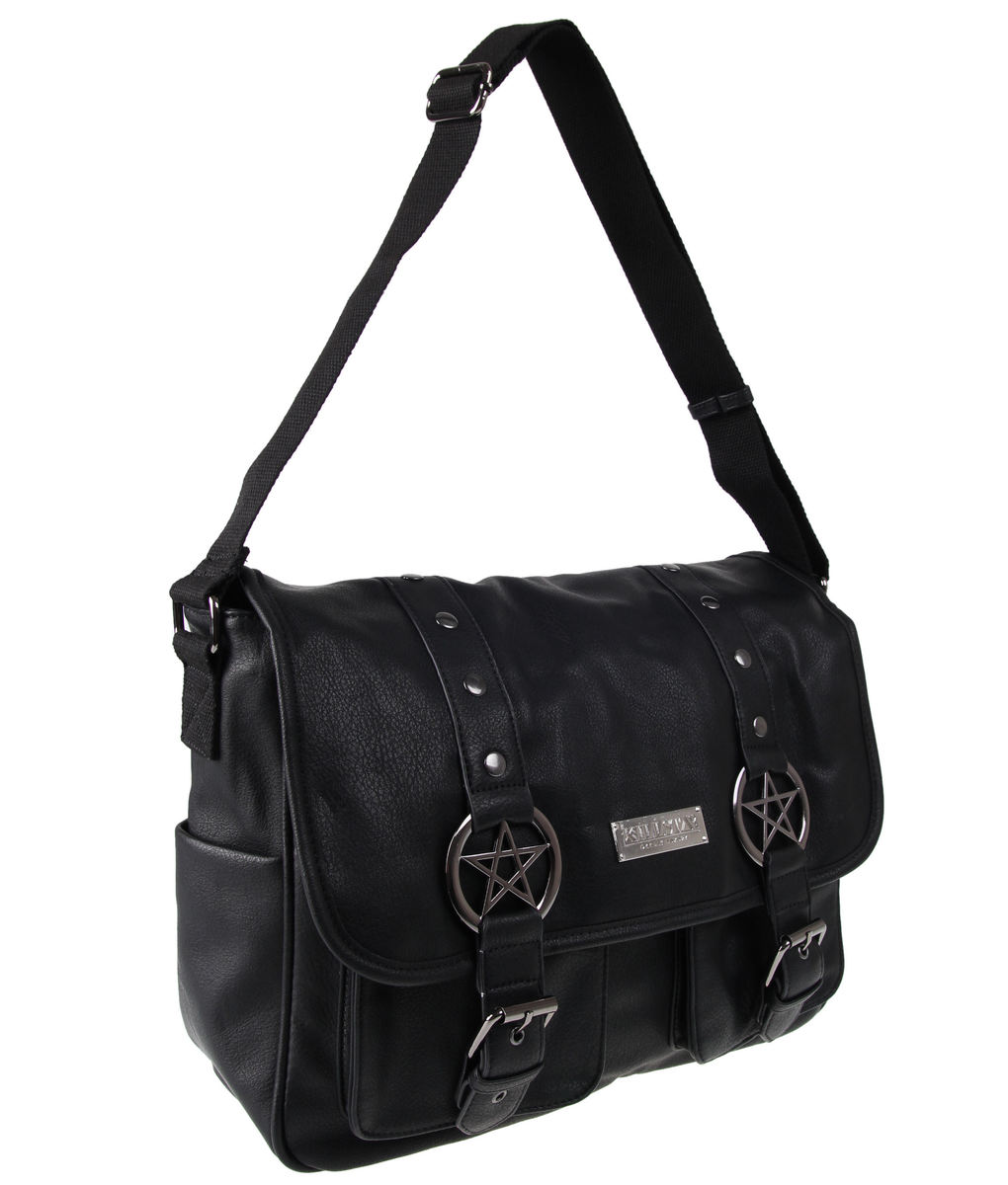 taška KILLSTAR - Ritual Ring - Black - K-BAG-U-1912