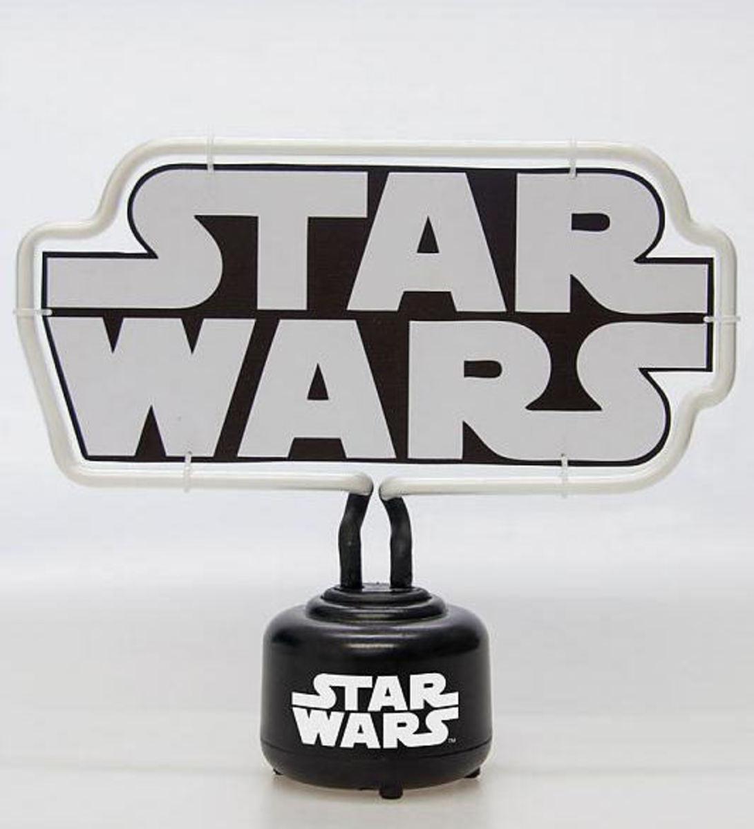 lampa STAR WARS - Logo - GRV91217