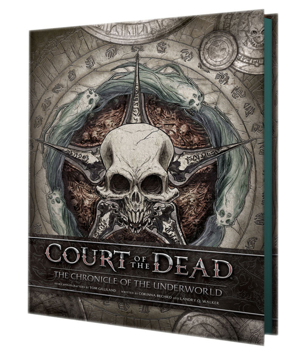 kniha Court of the Dead Book The Chronicle of the Underworld - SS500241