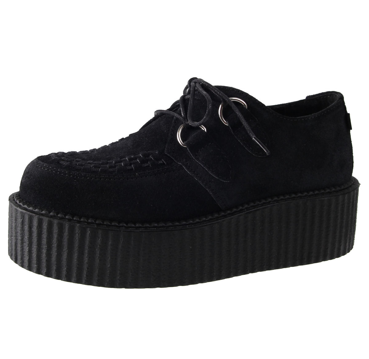 boty ALTERCORE - Creepers - Ered - Black - ALT007