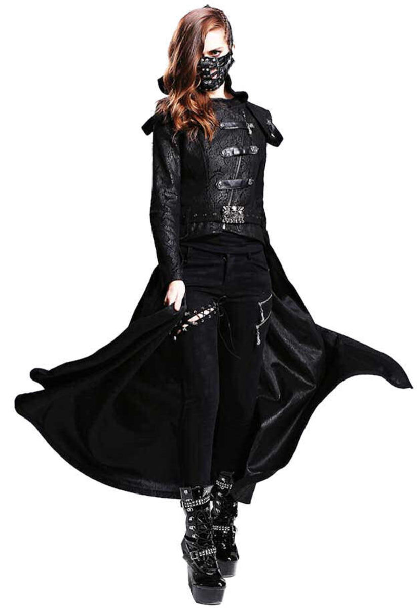dámský komplet (kabátek+sukně) DEVIL FASHION