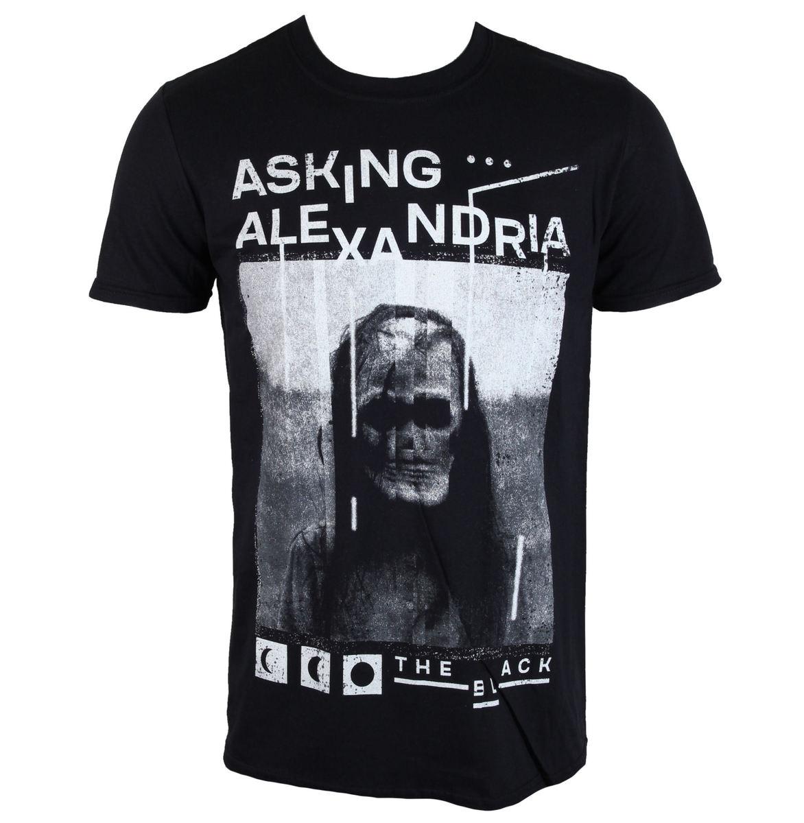 tričko pánské Asking Alexandria - PLASTIC HEAD - PH9855