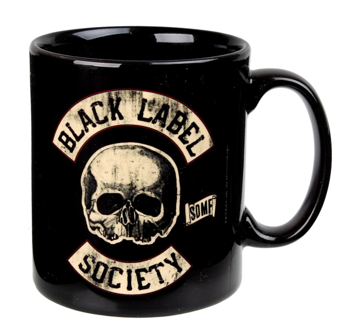 hrnek Black Label Society - Ell Riding Hot Rod - PLASTIC HEAD - PHMUG471