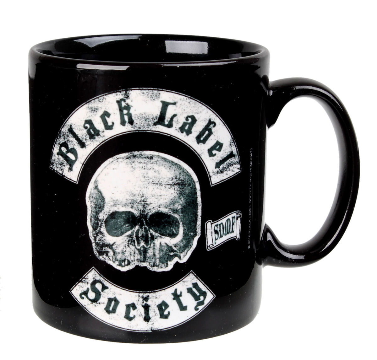 hrnek Black Label Society - Eath - PLASTIC HEAD - PHMUG473