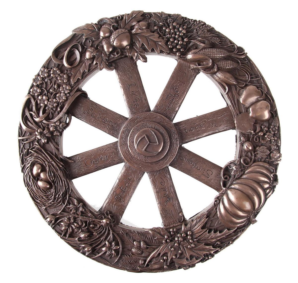 nástěnná dekorace Wheel Of The Year - NENOW - D1469D5