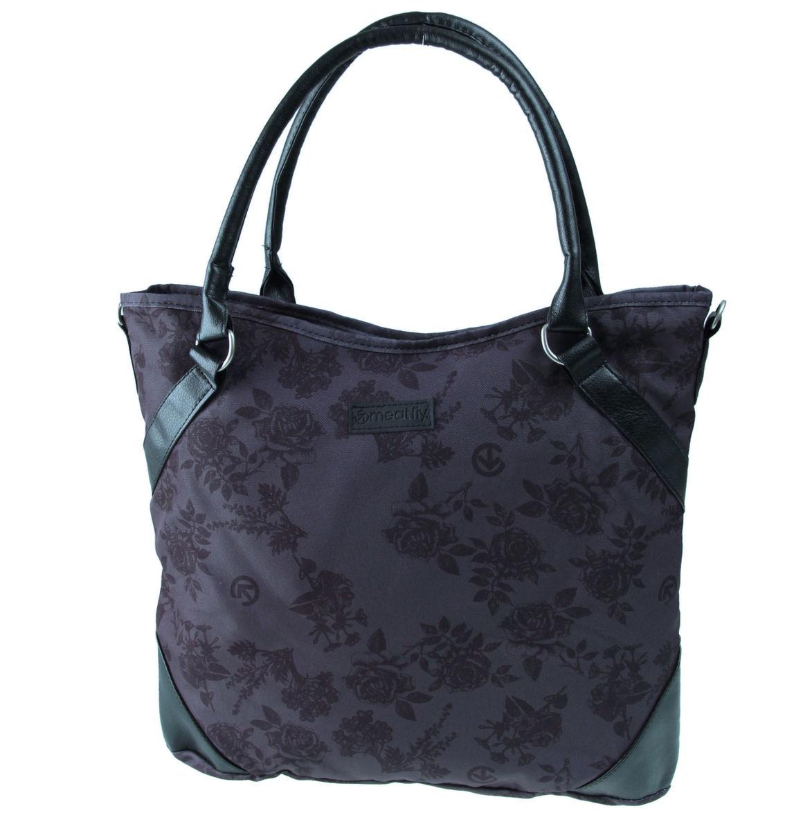 taška MEATFLY - Insanity 16 - Black Floral - MF-0401256141-16